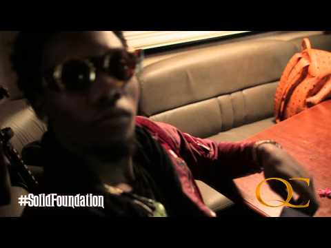 QC The Label - Solid Foundation Vlog [Shot by Keemotion]