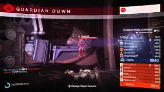 new iron banner gun perun s fire gameplay