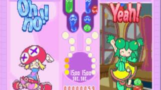 Puyo Pop Fever: Game Over