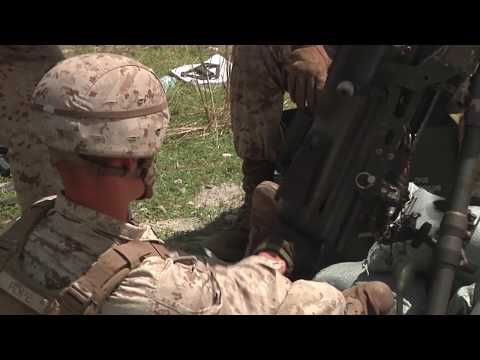 US and Philippine Marines Conduct Live Round Firing of Different Types of Ordnance