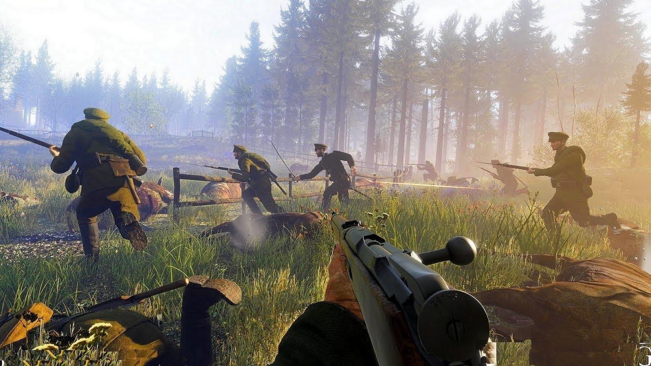 10 Novos Jogos De Tiro Multiplayer épicos Para Pc Ps4 Xbox