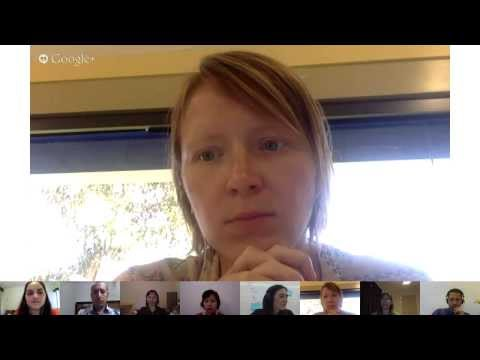 Design Thinking Action Lab Hangout August 14