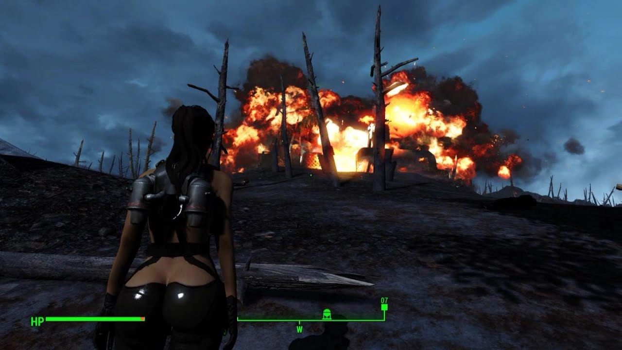 Outcasts and Remnants - Quest Mod Plus at Fallout 4 Nexus - Mods and