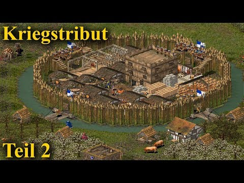 kriegstribut---teil-2-|-stronghold---community-content-|-let's-play-(german)