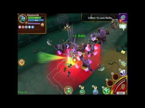Arcane Legends:Immortal Corruption Staff Review
