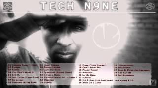 Tech N9ne - The Best of Tech N9ne (2001-2015)