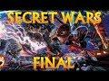 MARVEL SECRET WARS - la guerra secreta - FINAL - vengadores - alejozaaap - CIVIL WAR