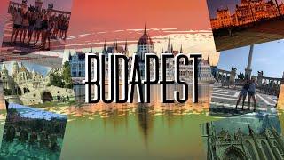 Europe Vlog 4: BUDAPEST, Hungary