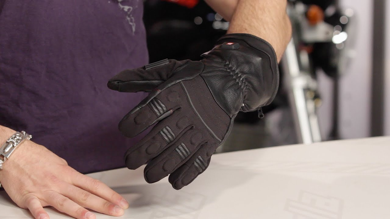 Where can you find ratings for heated gloves?