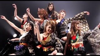 Kamen Rider Girls / 7th Single 2013.12.25 Release「e-x-a  Exciting × Attitude)」mv