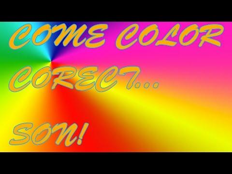 Come Correct... COLOR CORRECT! - Milkshake Epispode 5 Color Correction