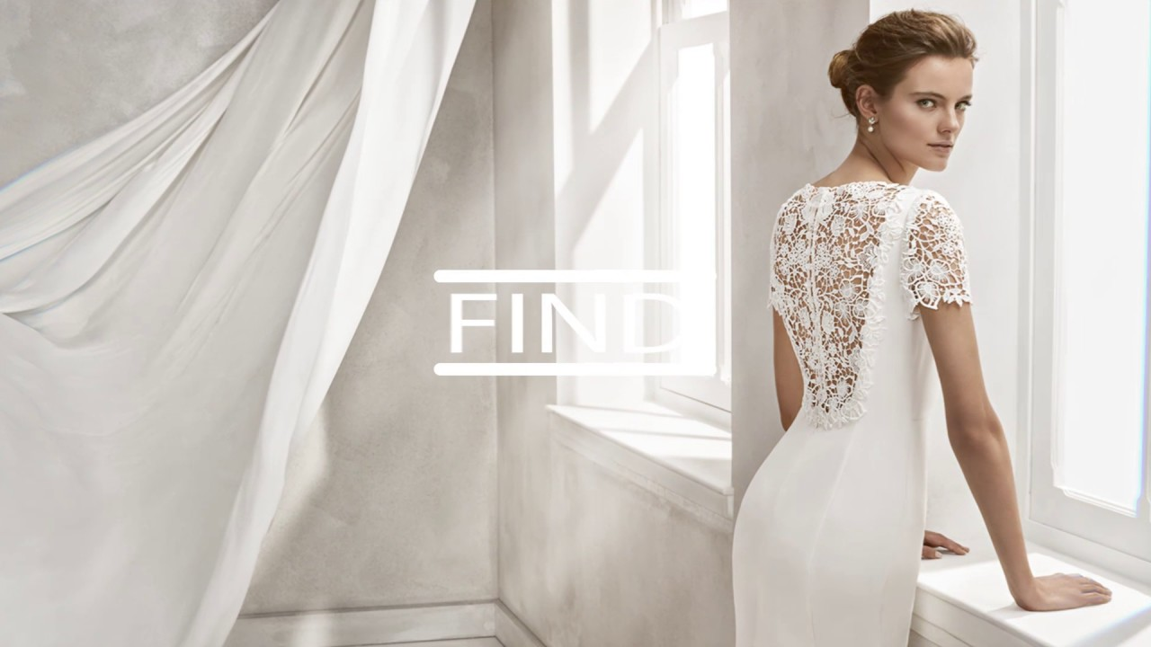 6d79080b43 Sedka Novias - Online shop Wedding Dresses - YouTube