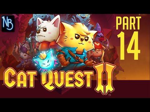 Cat Quest 2 Walkthrough Part 14 No Commentary  