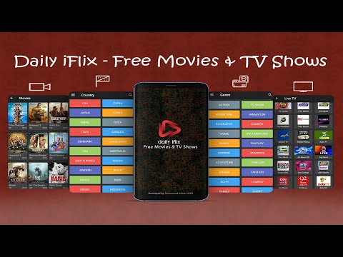 Daily IFlix - Movies & Tv Shows