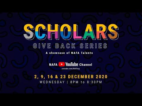 NAFA Scholars Give Back Series Webisode 4