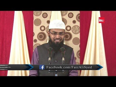 Yusuf AS Ke Walid Yaqoob AS Ka Waqia Nazar e Bad Ka By Adv. Faiz Syed