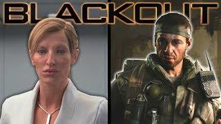 Black Ops 4: Blackout Secret Backstory