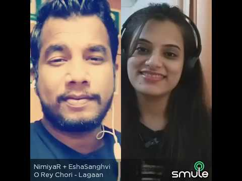 O Re Chori || Nimiyar || Cover Duet ||