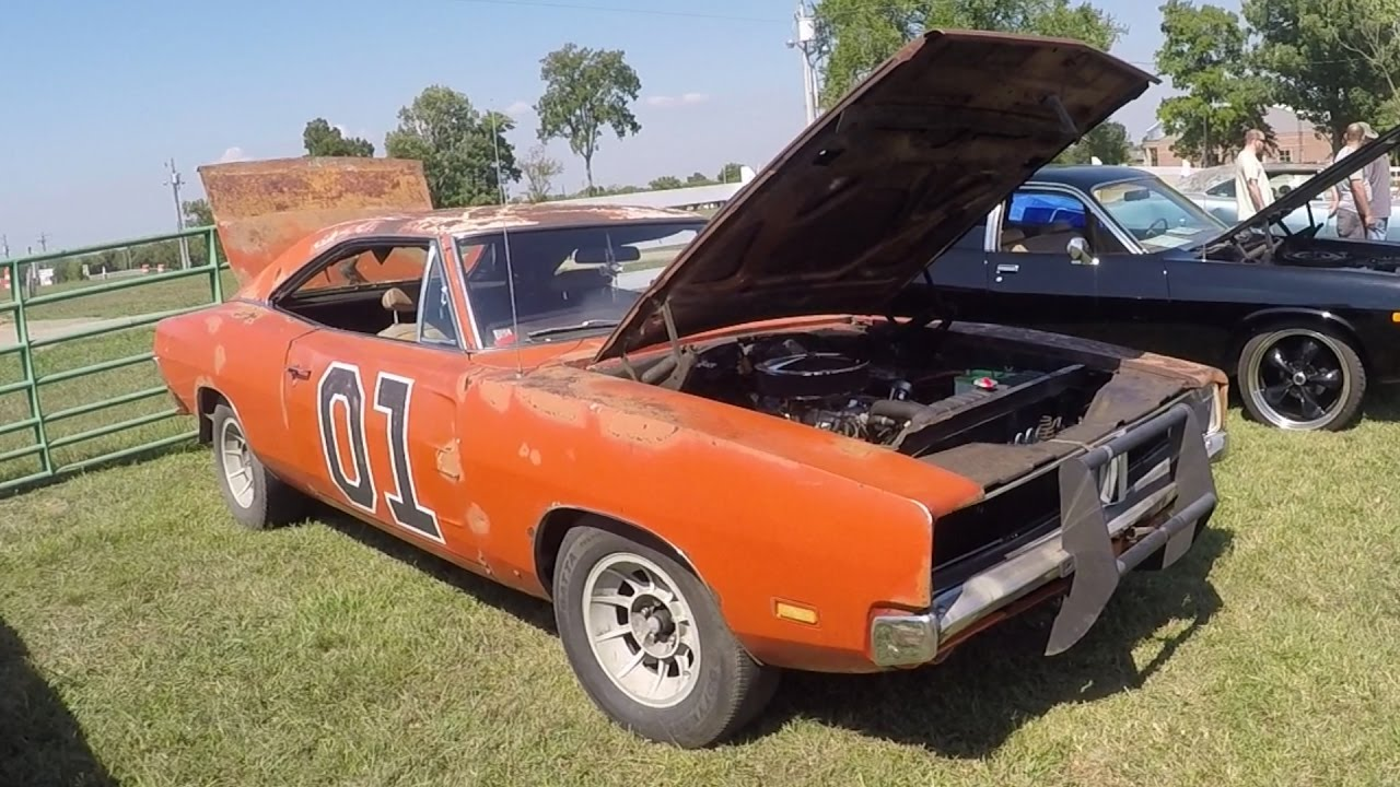 Is This a REAL General Lee?
