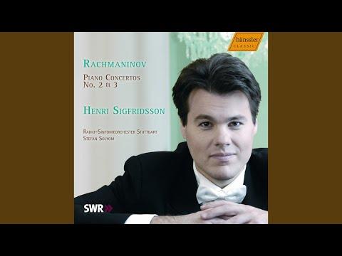 Piano Concerto No. 2, Op. 18: I. Moderato