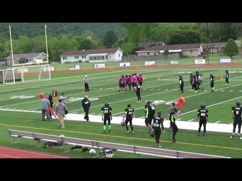 Week 9 - Columbia County Phantoms vs State College Flash - 05/20/17