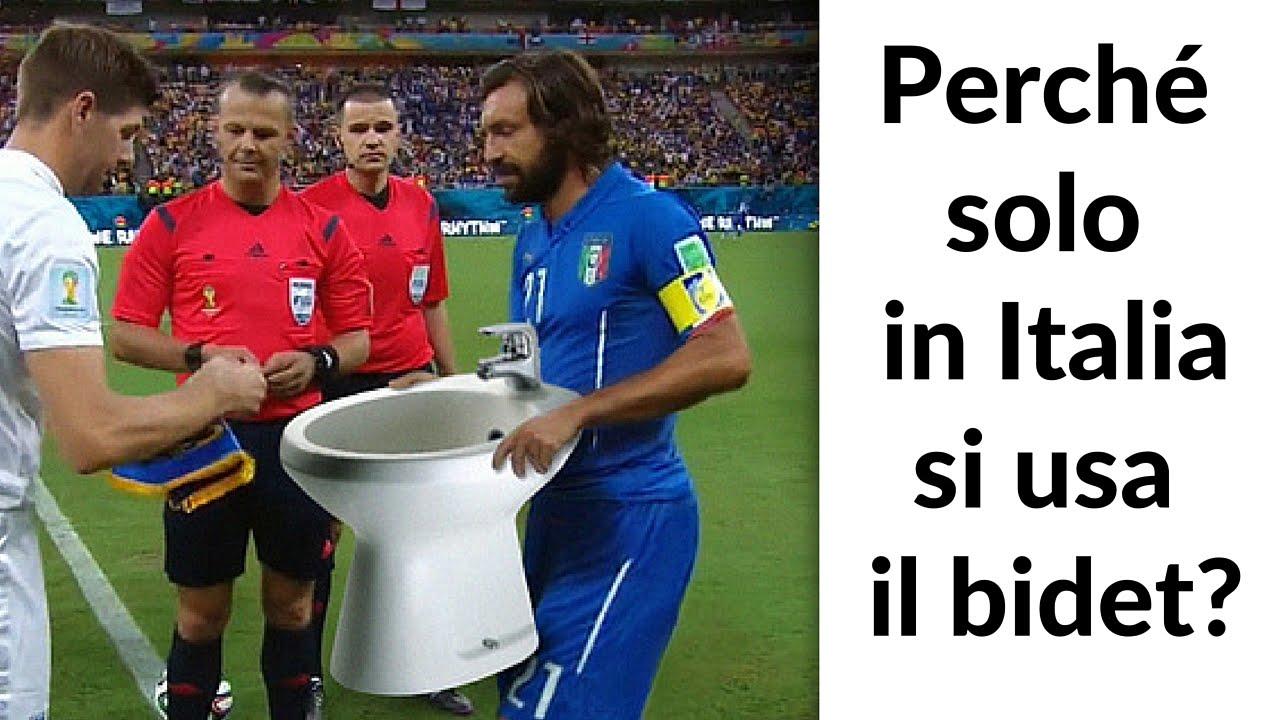 Bidet Solo In Italia.Perche Solo In Italia Si Usa Il Bidet Youtube
