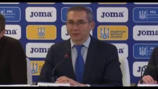 Презентація нового технічного партнера ФФУ - компанії Joma