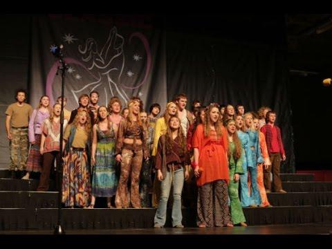 Sauk Prairie Executive Session Show Choir 2015
