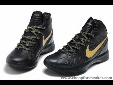 meet 4914d 27c9c Blake Griffin shoes-Nike Zoom Hyperdunk 2011 Elite Away Black Gold - New  Release