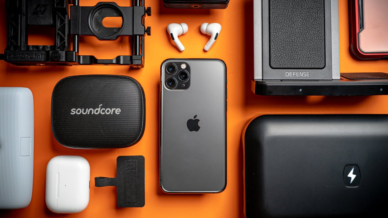 Best iPhone 11/11 Pro Accessories 2.0 - 2019 - YouTube