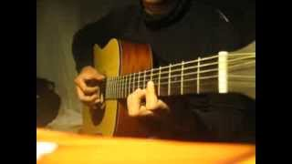 Lạc Mất Mùa Xuân intro - Bằng Kiều ( Acoustic Guitar Cover )