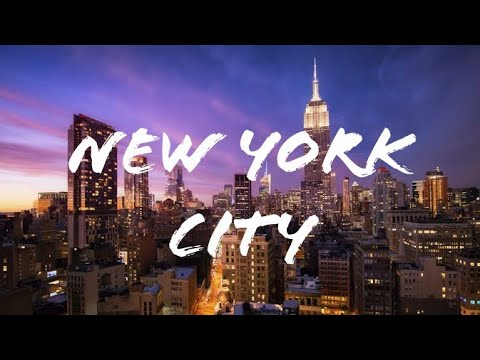 New York City - Radio Edit  LYRICS