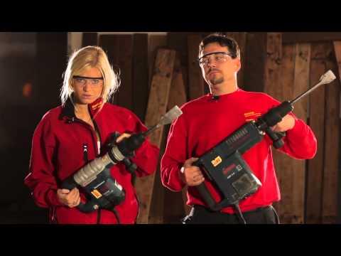 Video Die Stemmhämmer - Rentas Werkzeugvermietung