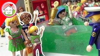 Playmobil Film deutsch - Spielen ohne Grenzen - Familie Hauser 500 000 Abo Special Kinderfilm