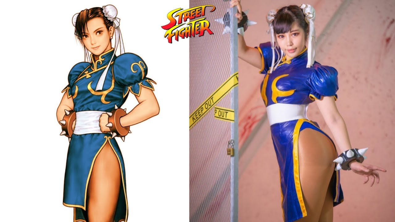 Street Fighter Characters In Real Life | Perfect Cosplay |