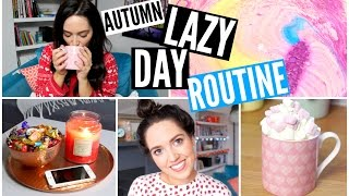 Lazy Day Routine : Autumn | velvetgh0st ♡ Thumbnail