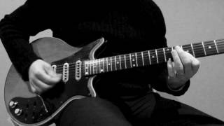 Zombie - The Cranberries - Guitar Solo Lesson