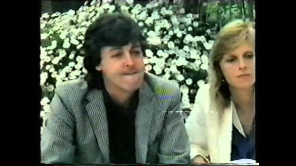 Paul Linda McCartney Interview 1980