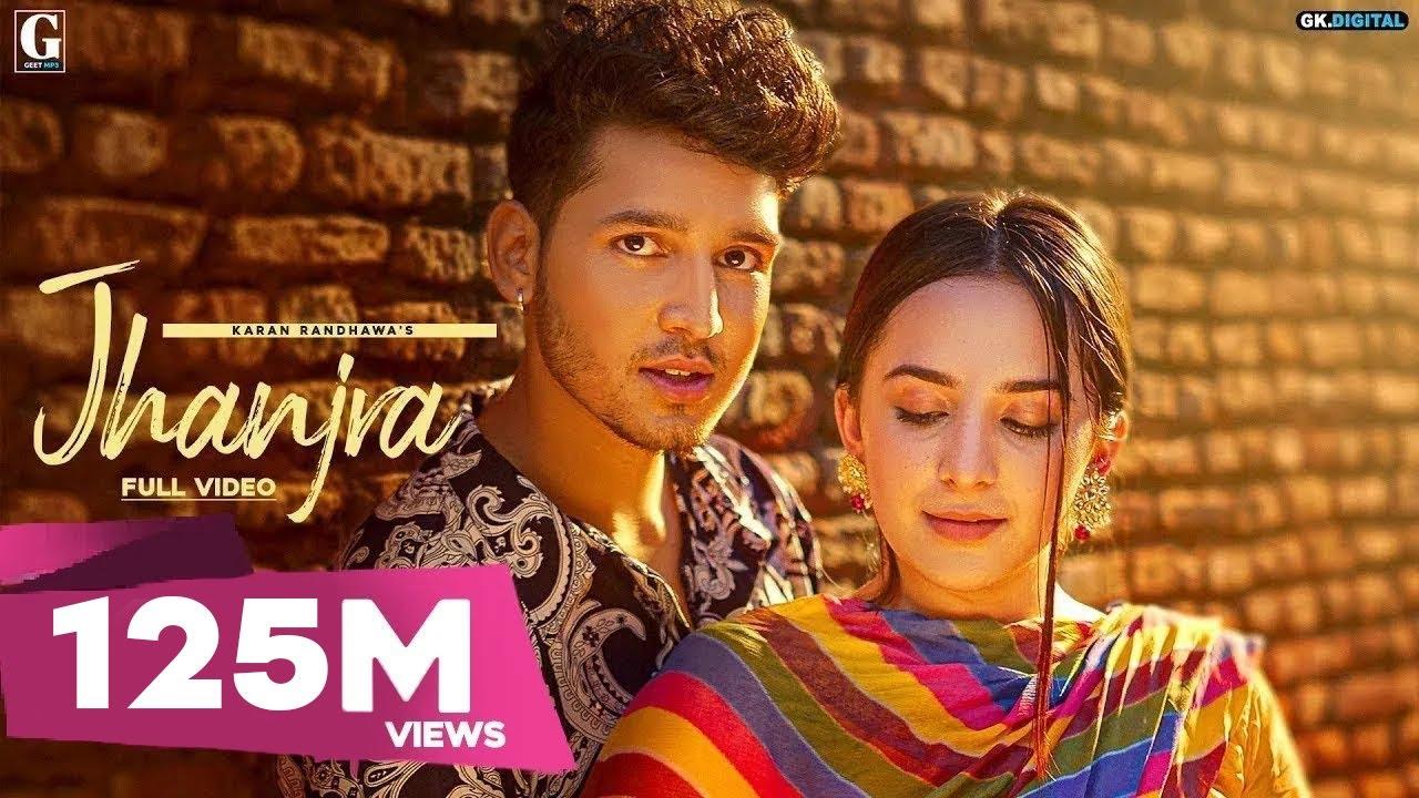 Jhanjra : Karan Randhawa (Official Video) Satti Dhillon | Latest Punjabi Songs | Geet MP3
