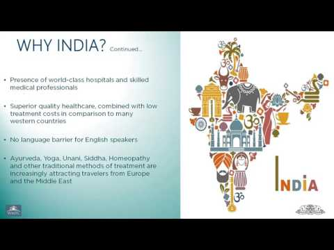 8 Billion Market Growth in India in Medical Tourism