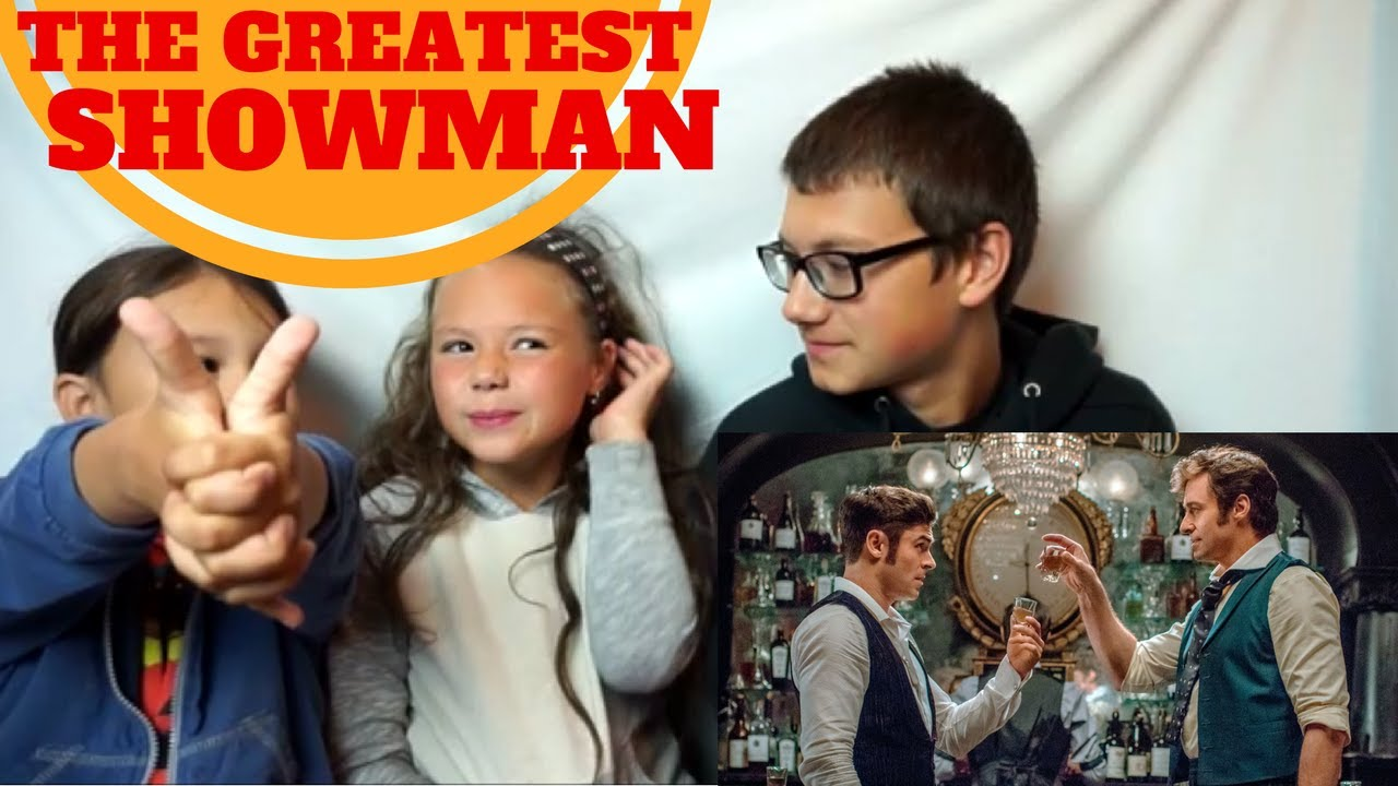 THE GREATEST SHOWMAN T...