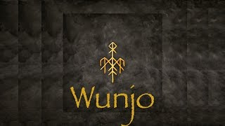 Wardruna - Wunjo (Lyrics) - (HD Quality)