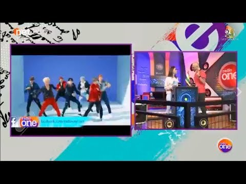 BTS DNA Was Played By Kurdish Channel  NET TV Radio One | 170919