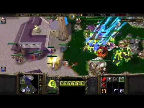 Arthas Campaign - Undead 03: Return of the Burning Legion