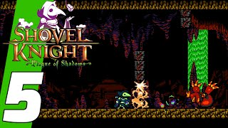 Shovel Knight: Plague of Shadows - 5 - Hell is Bouncing Around