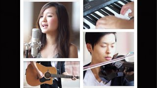 Love Runs Out - OneRepublic - Grace Lee & Daniel Jang Cover (Vocals and Violin)