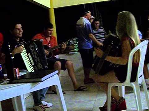 Nossa Vaneira- Joyce Com Gaiteiro Alan Moreira.