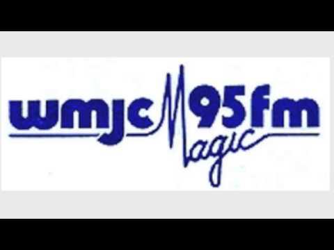 WMJC Magic 95 Detroit - Steve Cassidy - 1983