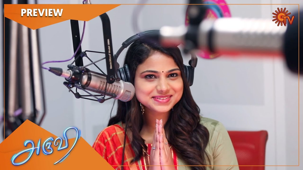 Download Aruvi - Preview   Full EP free on SUN NXT   23 Oct 2021   Sun TV   Tamil Serial