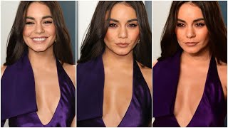 Vanessa Hudgens Shows off some serious Curves at Vanity Fair Oscar Party 2020